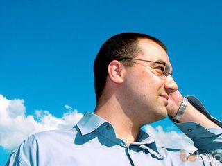 Портрет мужчины в профиль