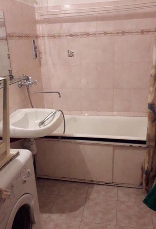 Ванная комната после генеральной уборки