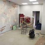 Офис после ремонта