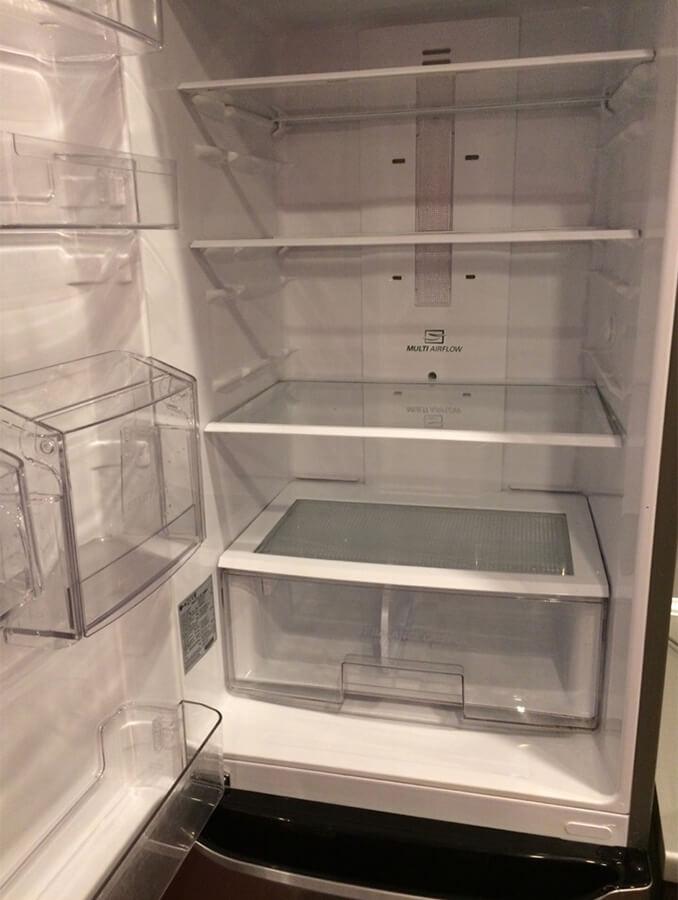 Холодильная установка после мойки