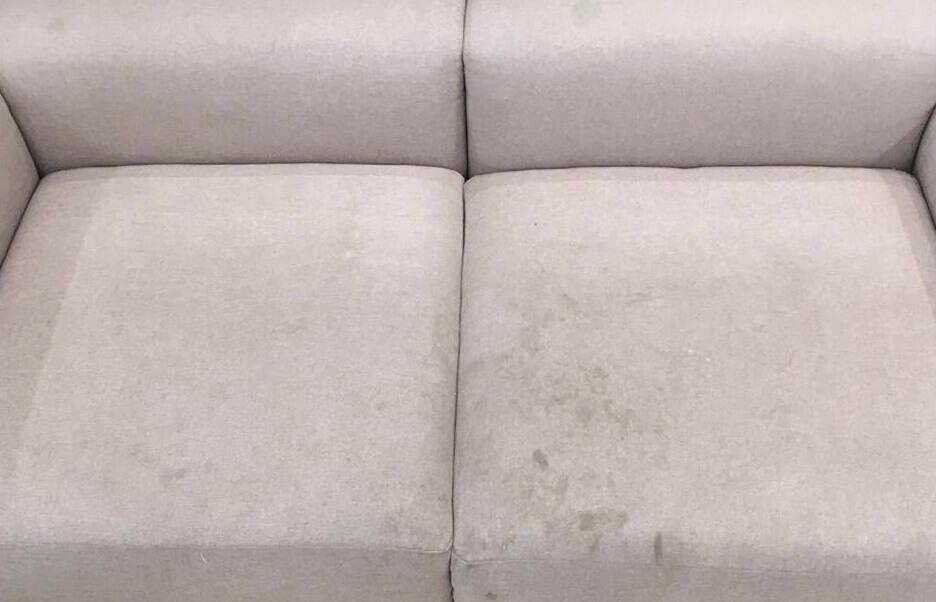 Мягкое диванное покрытие до химчистки