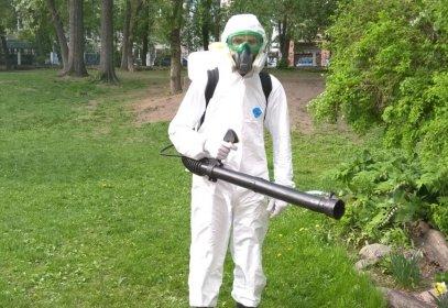 Дезинфектор для уничтожения насекомых, грызунов, микроорганизмов